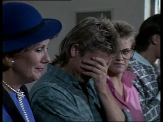 Madge Mitchell, Shane Ramsay, Daphne Lawrence in Neighbours Episode 0248