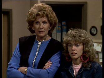 Madge Mitchell, Charlene Mitchell in Neighbours Episode 0248