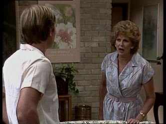 Fred Mitchell, Madge Bishop in Neighbours Episode 0248