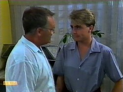 Harold Bishop, Nick Page in Neighbours Episode 0936