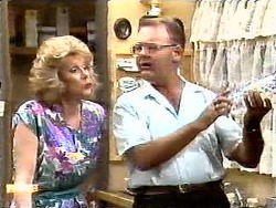 Madge Bishop, Harold Bishop in Neighbours Episode 0936