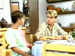 Todd Landers, Nick Page in Neighbours Episode 0936