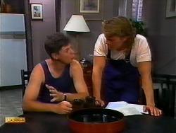 Joe Mangel, Henry Ramsay in Neighbours Episode 0937