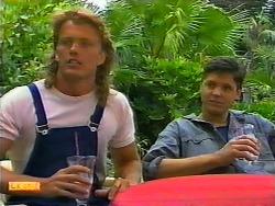Henry Ramsay, Joe Mangel in Neighbours Episode 0937