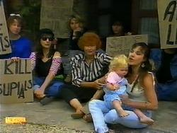 Sky Mangel, Kerry Bishop in Neighbours Episode 0937