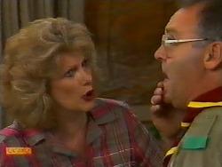 Madge Bishop, Harold Bishop in Neighbours Episode 0938