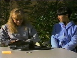 Jane Harris, Hilary Robinson in Neighbours Episode 0939