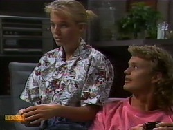 Bronwyn Davies, Henry Ramsay in Neighbours Episode 0940