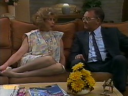 Madge Bishop, Harold Bishop in Neighbours Episode 0940