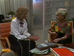 Madge Bishop, Helen Daniels in Neighbours Episode 0940