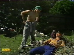 Joe Mangel, Bouncer, Henry Ramsay in Neighbours Episode 0940