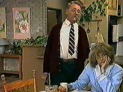 Harold Bishop, Madge Bishop in Neighbours Episode 1021
