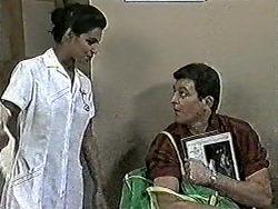 Nurse, Des Clarke in Neighbours Episode 1021