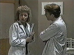 Beverly Marshall, Plastic Surgeon in Neighbours Episode 1021