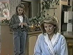 Bronwyn Davies, Madge Bishop in Neighbours Episode 1022