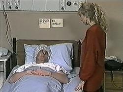 Des Clarke, Jane Harris in Neighbours Episode 1022
