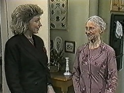 Beverly Marshall, Mary Crombie in Neighbours Episode 1023