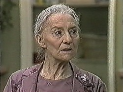 Mary Crombie in Neighbours Episode 1023