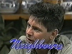 Joe Mangel in Neighbours Episode 1023
