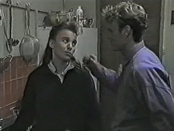 Bronwyn Davies, Henry Ramsay in Neighbours Episode 1026