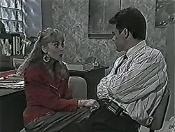 Jane Harris, Paul Robinson in Neighbours Episode 1026