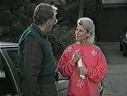 Harold Bishop, Helen Daniels in Neighbours Episode 1027