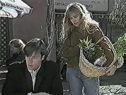 Mike Young, Jane Harris in Neighbours Episode 1027
