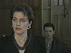 Gail Robinson, Paul Robinson in Neighbours Episode 1027