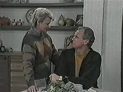 Helen Daniels, Jim Robinson in Neighbours Episode 1028