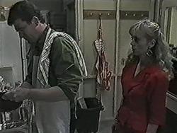 Des Clarke, Jane Harris in Neighbours Episode 1028