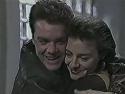 Paul Robinson, Gail Robinson in Neighbours Episode 1028