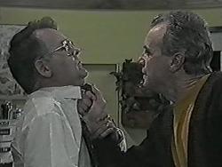 Harold Bishop, Jim Robinson in Neighbours Episode 1028