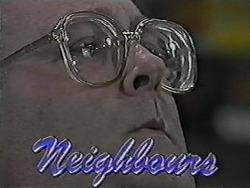 Harold Bishop in Neighbours Episode 1028