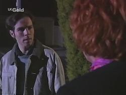 Ross Butman, Cheryl Stark in Neighbours Episode 2461