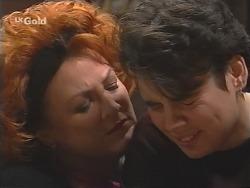 Cheryl Stark, Janine Stark in Neighbours Episode 2461