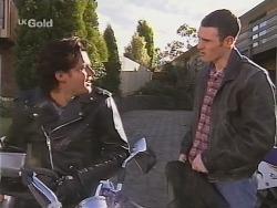 Sam Kratz, Stonie Rebecchi in Neighbours Episode 2461