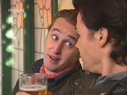 Gruff, Sam Kratz in Neighbours Episode 2461