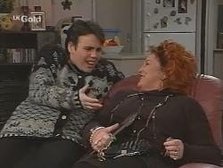 Janine Stark, Cheryl Stark in Neighbours Episode 2461