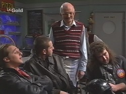 Gruff, Colin Taylor in Neighbours Episode 2461