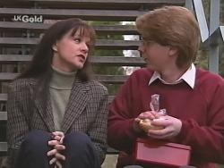 Susan Kennedy, Brett Stark in Neighbours Episode 2462