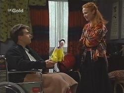 Mark Gottlieb, Ren Gottlieb in Neighbours Episode 2462