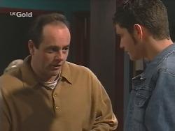 Philip Martin, Luke Handley in Neighbours Episode 2462