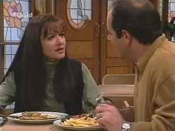 Susan Kennedy, Philip Martin in Neighbours Episode 2462