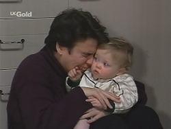 Janine Stark, Louise Carpenter (Lolly) in Neighbours Episode 2462