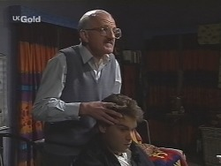 Colin Taylor, Mark Gottlieb in Neighbours Episode 2463