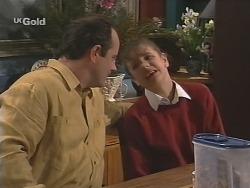 Philip Martin, Hannah Martin in Neighbours Episode 2463