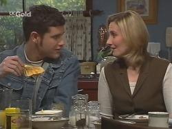 Luke Handley, Jen Handley in Neighbours Episode 2463
