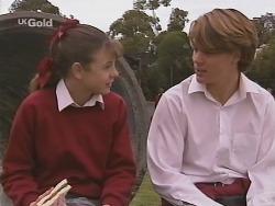Hannah Martin, Billy Kennedy in Neighbours Episode 2463