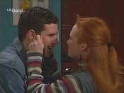 Luke Handley, Ren Gottlieb in Neighbours Episode 2463