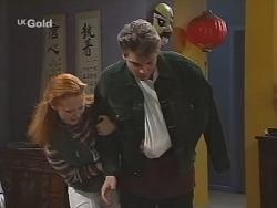 Ren Gottlieb, Mark Gottlieb in Neighbours Episode 2464